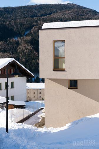 *VISTAMONTE Neubau Wohnhaus
