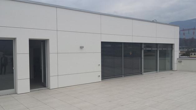 *ORDERMAN Italia - Energetische Sanierung und Erweiterung Firmensitz Bozen