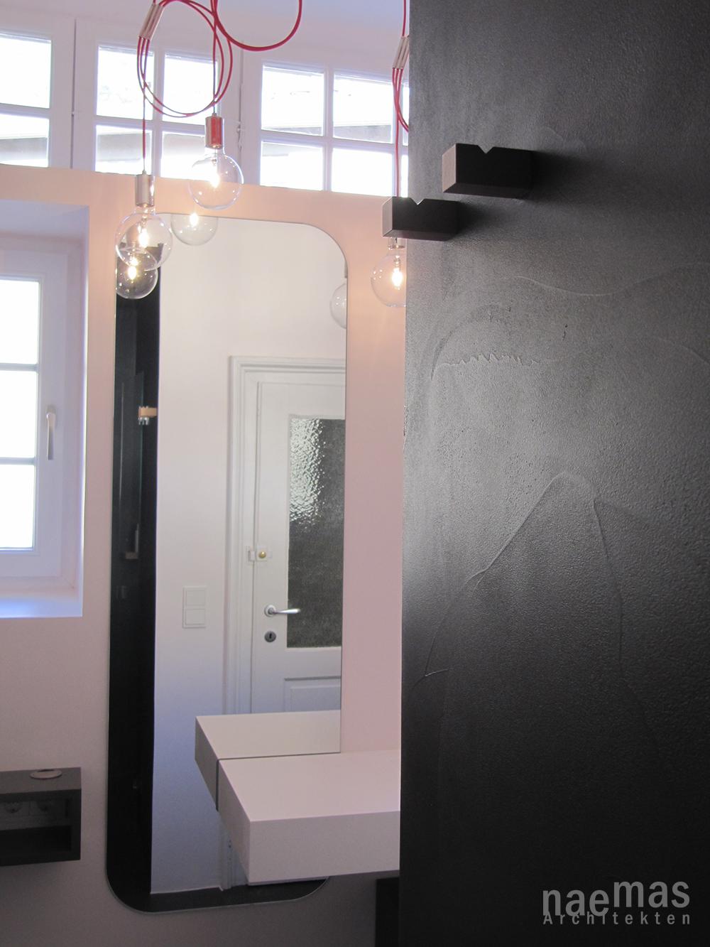 naemas Architekten - BAD SUG - Bozen - Spiegel