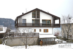naemas Architekten - Nordansicht