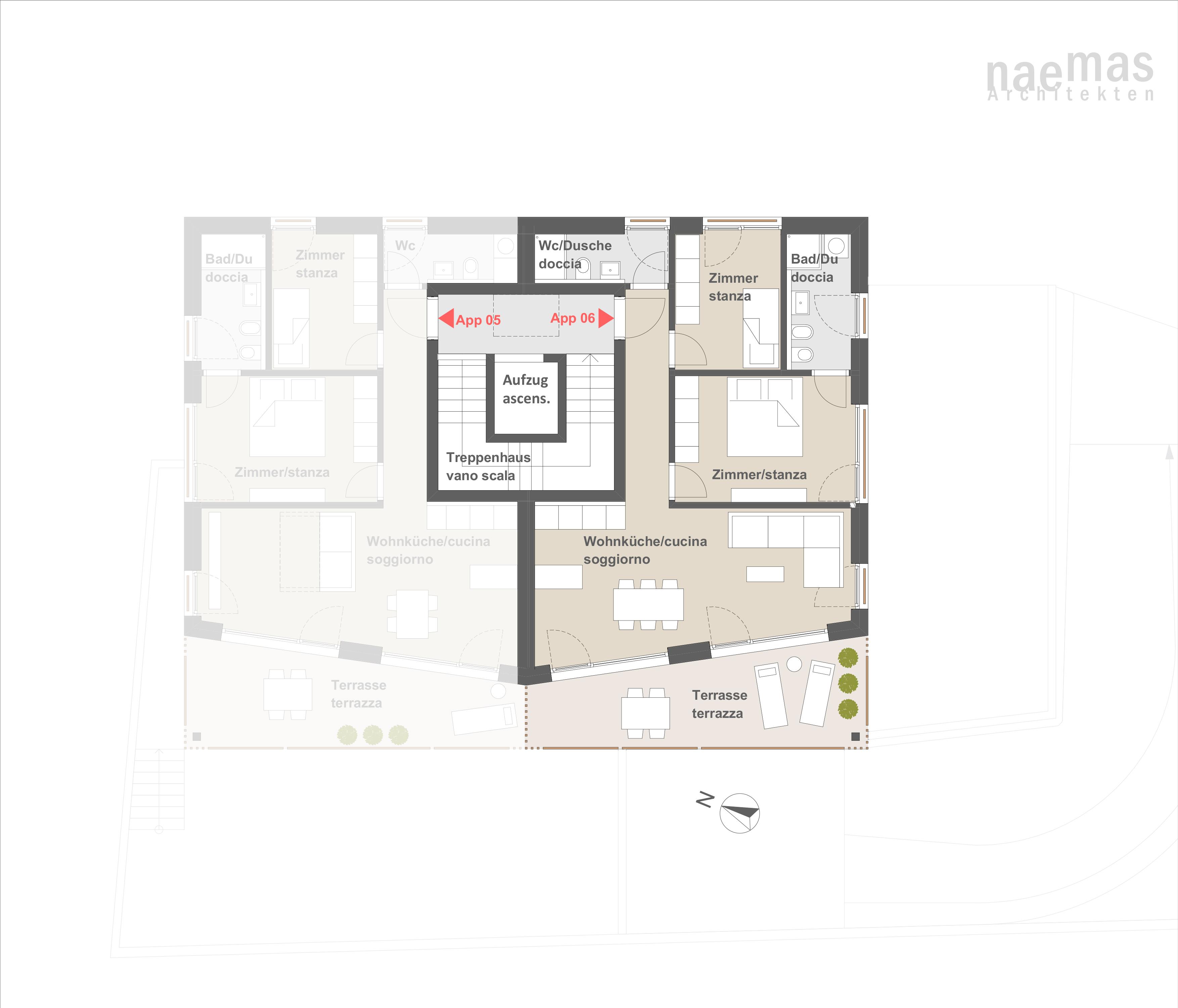 naemas Architekten_vistamonte Whg.06