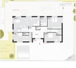 naemas Architekten - VILLA RUNGG - Girlan_EG