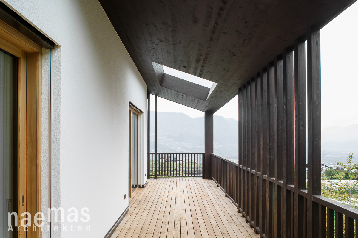 naemas Architekten-Haus Pi