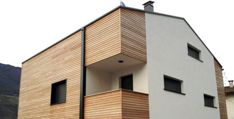 *WOHNHAUS FALSER Neubau Klimahaus A