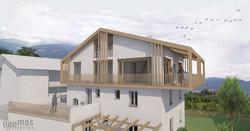 naemas Architekten - Visualisierung