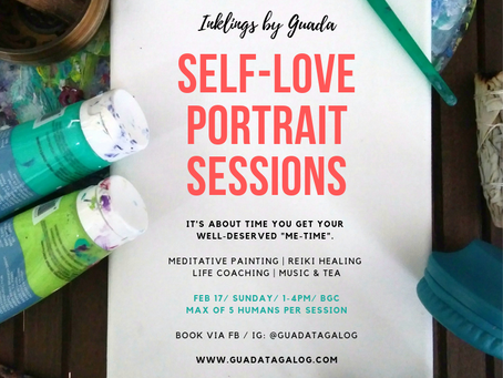 Self-Love Portrait Sessions