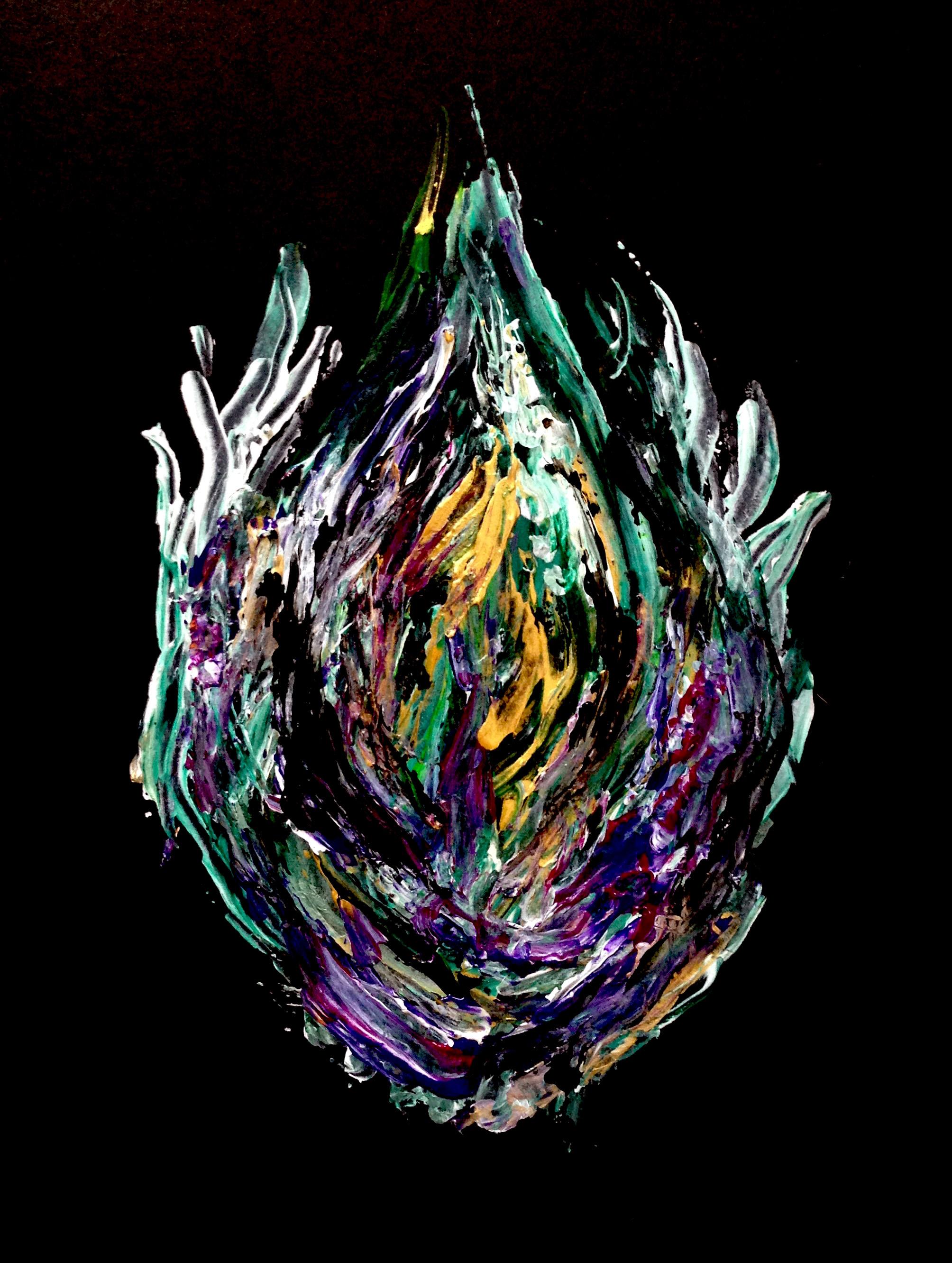 Healing Flame 4