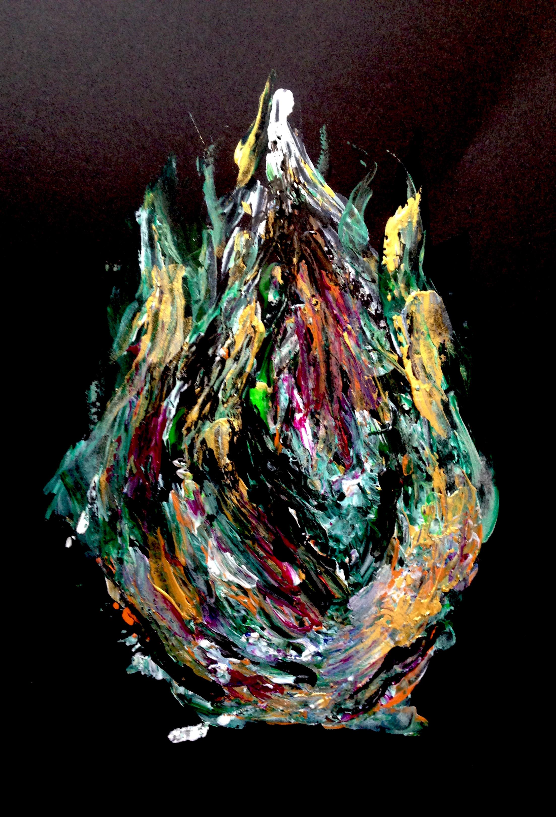 Healing Flame 1