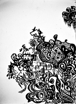 Doodle Cliff by Guada Tagalog