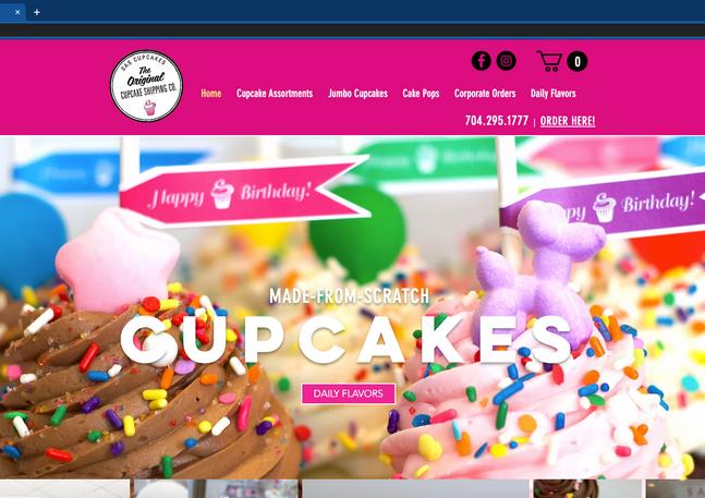 SAS Cupcakes