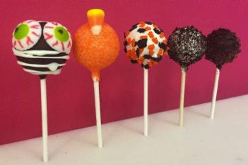 Halloween Cake Pop Collection