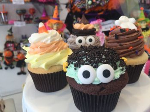 Spook-tacular Halloween Cupcake Collection
