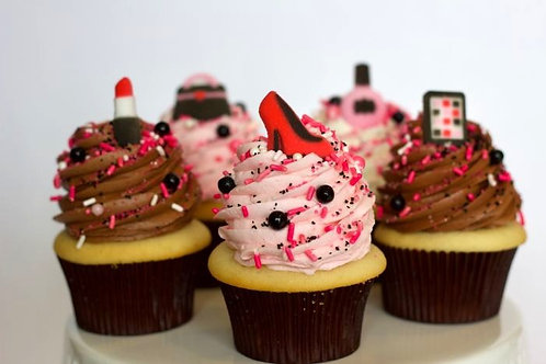 Queen City Chic Cupcake Collection
