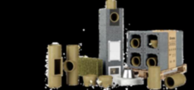Дымоходная система schiedel uni