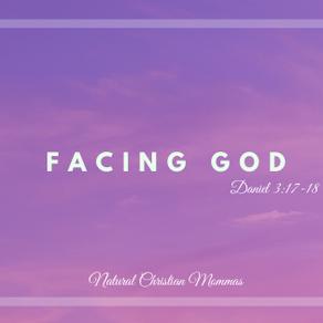 Facing God