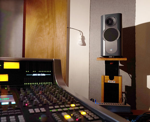 Enregistrement, production, mixage, mastering et monitoring avec les Enceintes KII AUDIO
