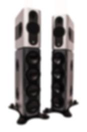 L'extension modulaire BXT transforme le Kii Three en enceinte colonne élégante