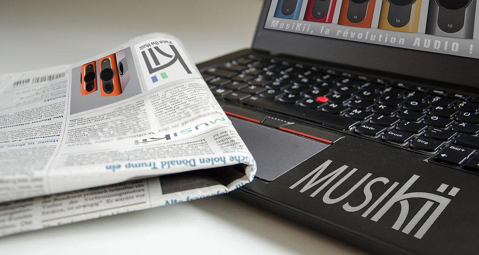 Musikii-presse