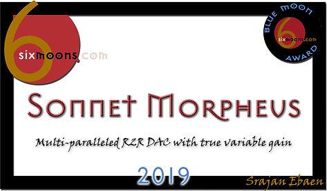 R2R DAC Sonnet Morpheus