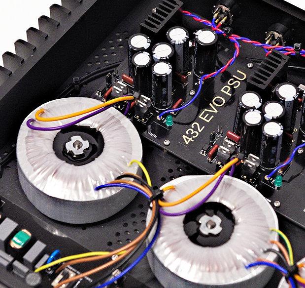 Power Supply 432 Evo Master