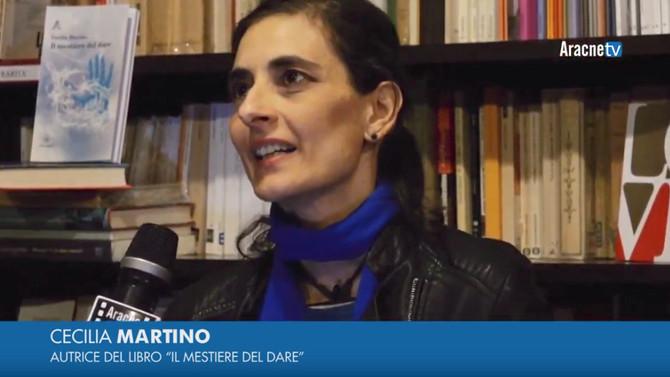 Cecilia Martino Libreria Fahrenheit 451 Roma 1 marzo 2019