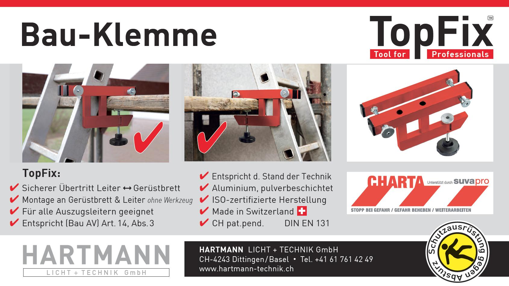 TopFix Bau-Klemme