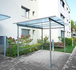 Vordach Metallbau Meier Allschwil