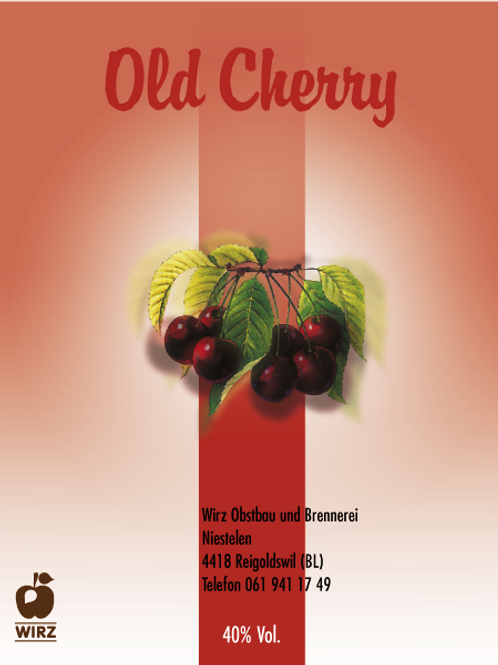 Old Cherry 10 cl