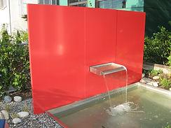 Brunnen Kundenidee realisiert