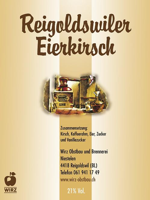 Reigoldswiler Eierkirsch 70 cl