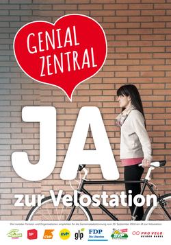 Velostation JA