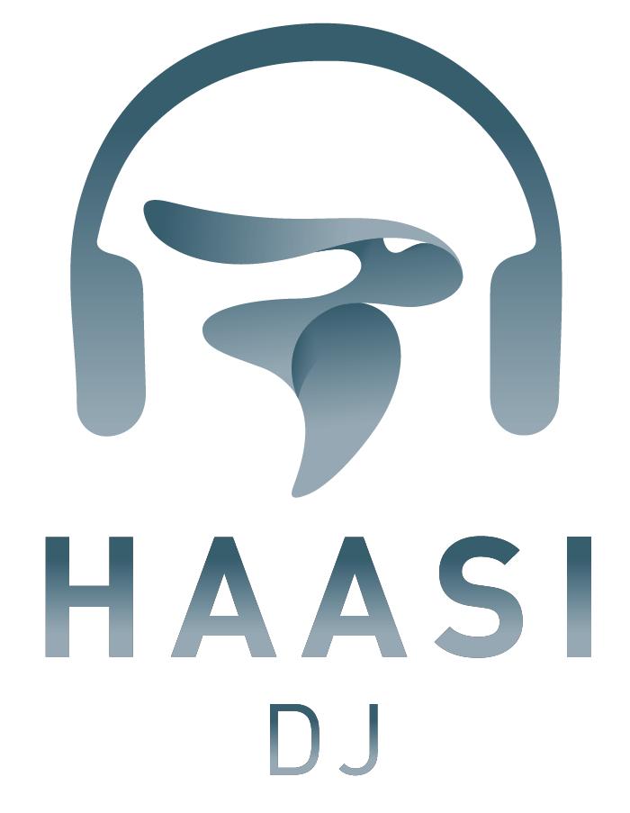 DJ HAASI Logo
