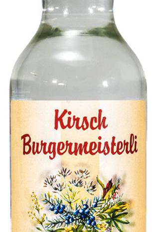 Kirsch Burgermeisterli 35 cl