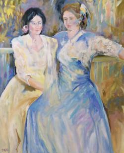 Sisters - Circa 1854