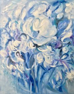 Blue Series - Windblown