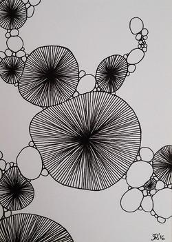 Moleculaire noir/blanc