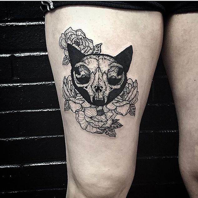 I'll be tattooing in Lancaster September