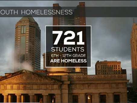Columbus campaign aims to shine a light on youth homelessness