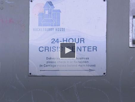 Organizations Help Homeless Teens during Dangerous Cold