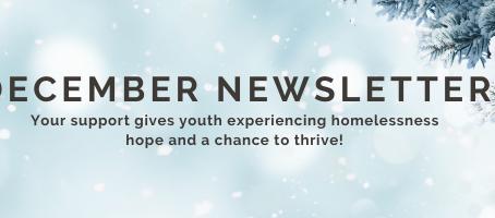 Star House December Newsletter