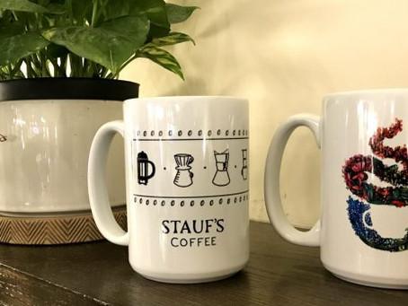 Staufs & Wild Tiger Tees Partner Up on Seasonal Mugs