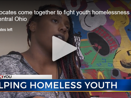 Advocates come together to fight youth homelessness in central Ohio