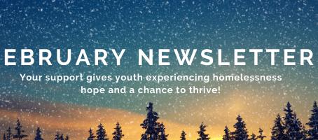 Star House February Newsletter