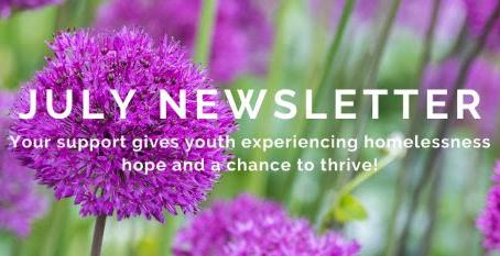 Star House July Newsletter