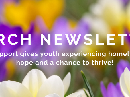 Star House March Newsletter