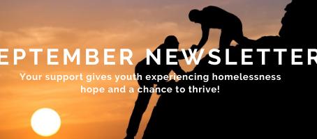 Star House September Newsletter