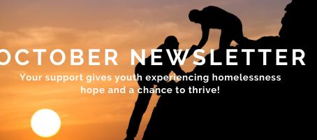 Star House October Newsletter