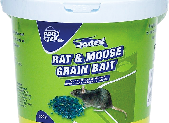 Protek Rodex Grain Bait 500G