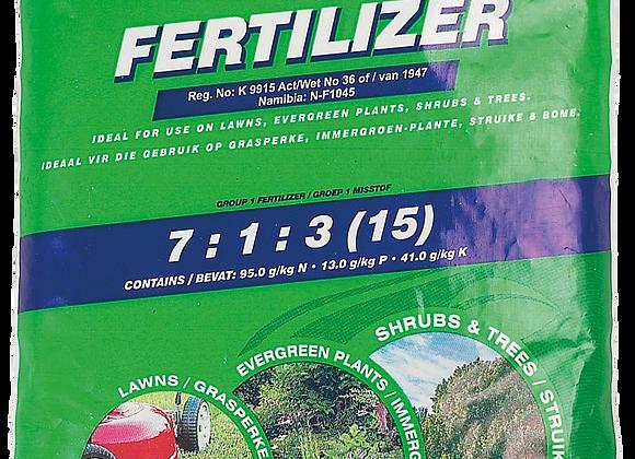 Protek Lawn & Foliage Fertilizer 2Kg