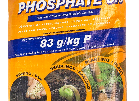 Protek Garden Phosphate 5KG